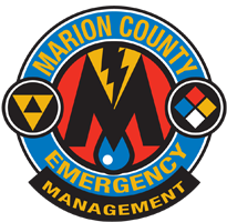 Marion County Emergency Management Logo